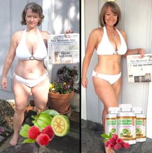 Garcinia Cambogia - Πριν και Μετά