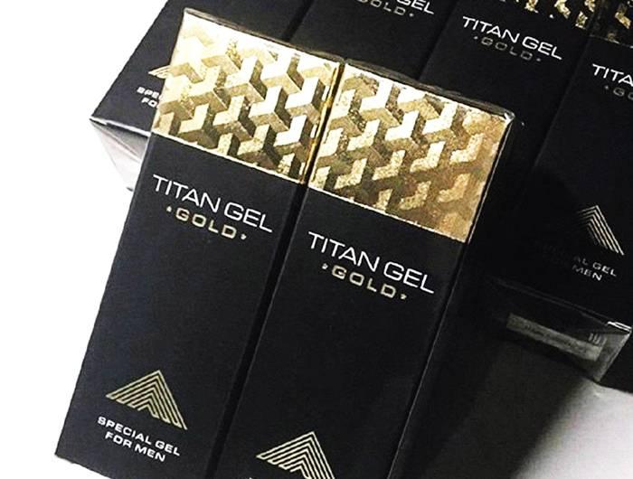 Η Δράση Του Titan Gel